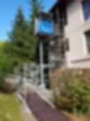 Location et montage lift de chantier - Monte matériaux et personnes