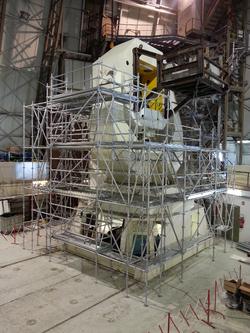 Radiotélescope Pic de Bure