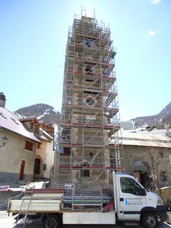 Eglise de la Salle-les-Alpes (05)