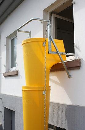 Kit goulottes Haemmerlin 10m avec support fenêtre