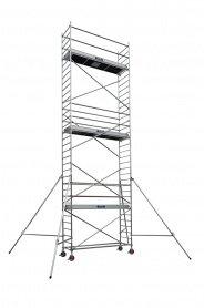 Duarib Docker 85 Alu- H 6.90 m - L plancher 2,05 m