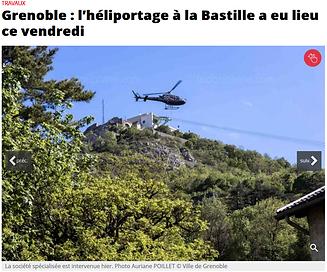 Le_Dauphiné_-_Héliportage_échafaudage_à_