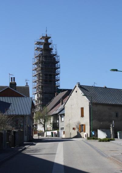 Eglise de Monteynard - Echafaudage.png