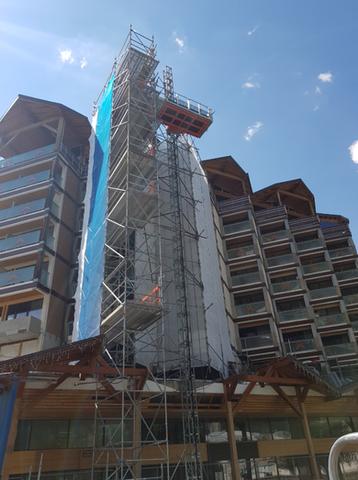 Location montage Lift RHONE ALPES ELEVAT