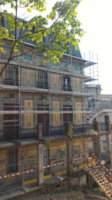 Echafaudage Villa Russe a Aix-les-Bains.jpg