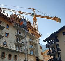 Location monte-charge lift de chantier -