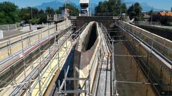 Echafaudage Canal EDF Pont de Claix.jpg