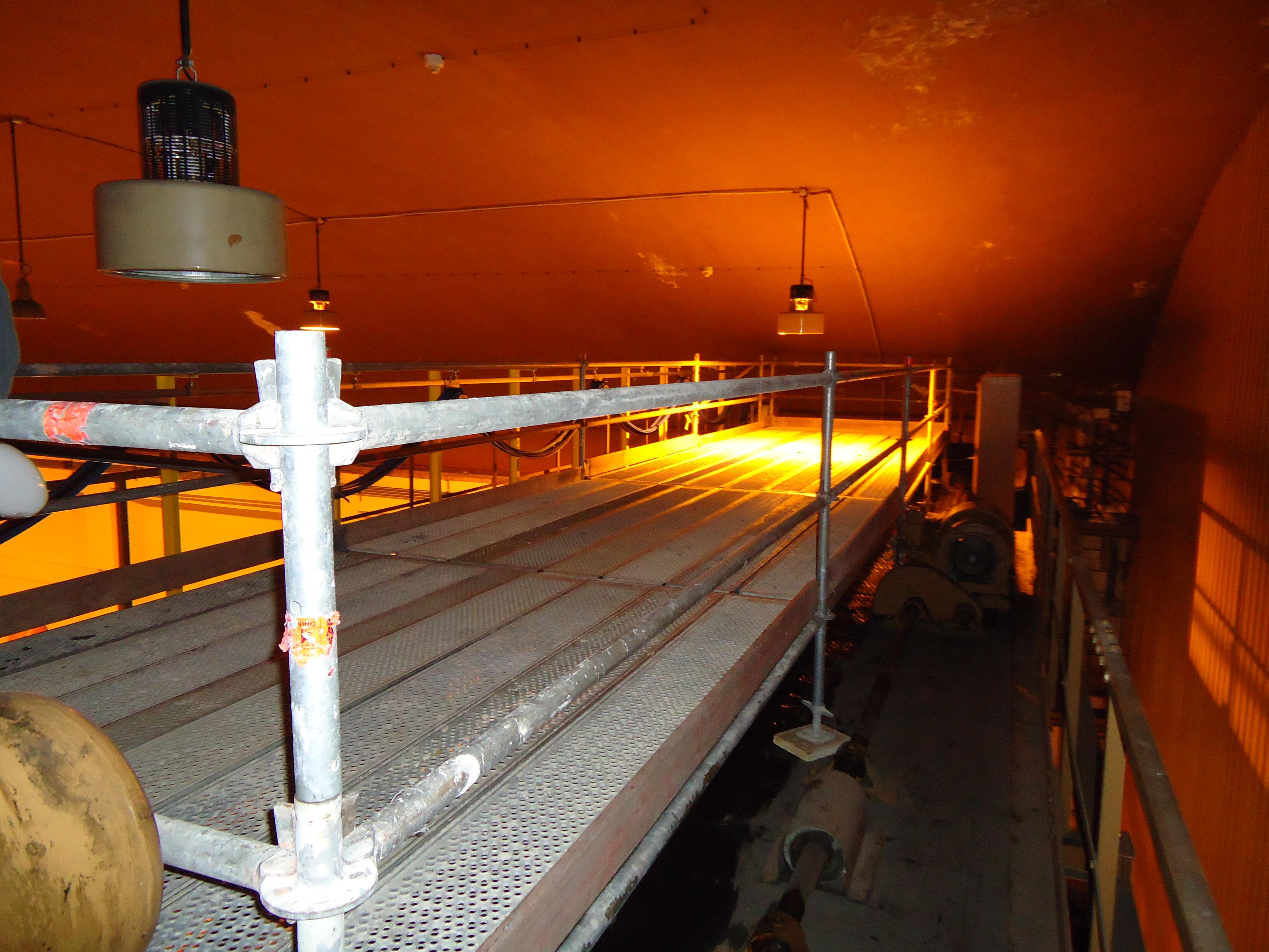 Centrale EDF du Sautet (38)