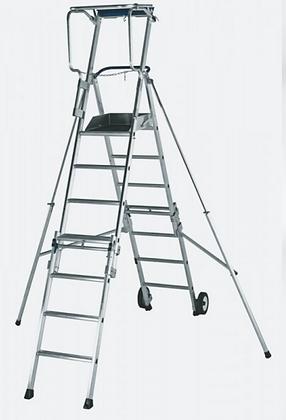 Escabeau téléscopique Duarib XT7 - 4 ht de travail