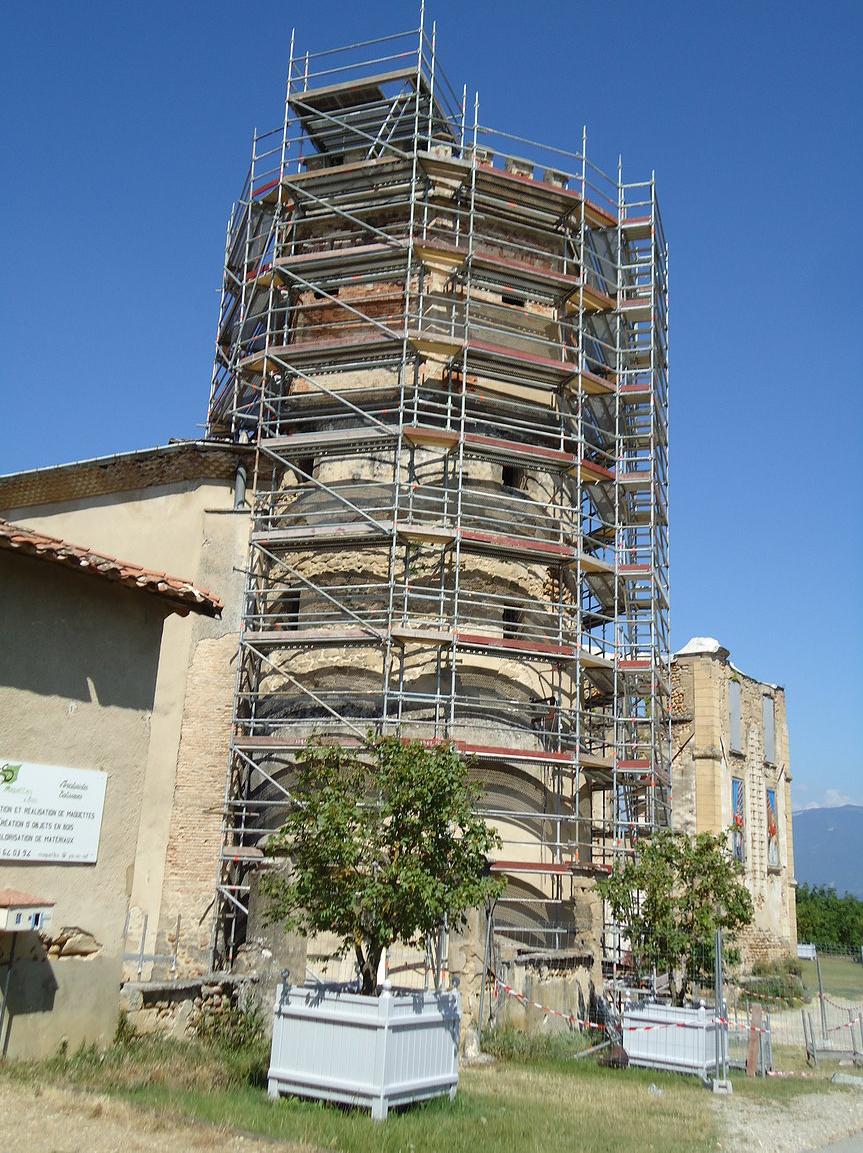 Château de l'Arthaudière (38)