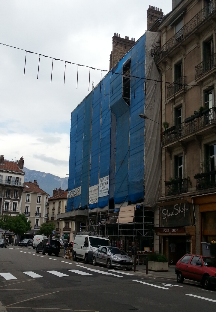 Immeuble à Grenoble (38)