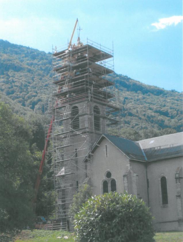 Eglise de Villard-Léger (73)