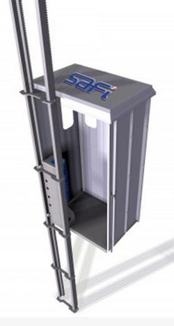 Ascenseur de grue RAE