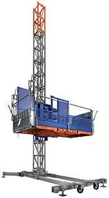 Ascenseur de chantier ALIMAK 1800 kg