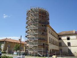 Location avec montage échafaudage Grenoble