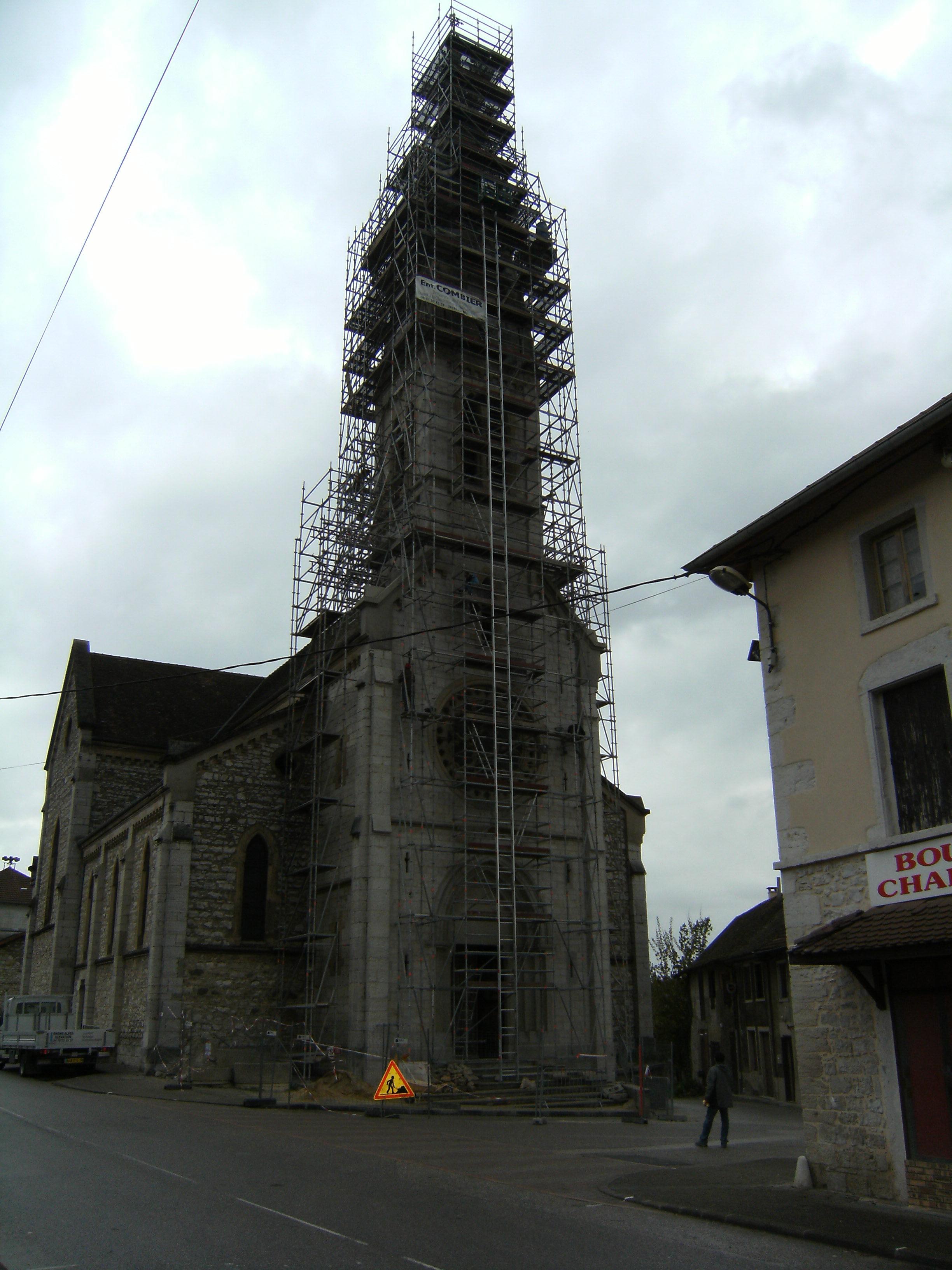 Eglise de Sermérieu (38)