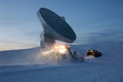 Radiotélescope Pic de Bure IRAM
