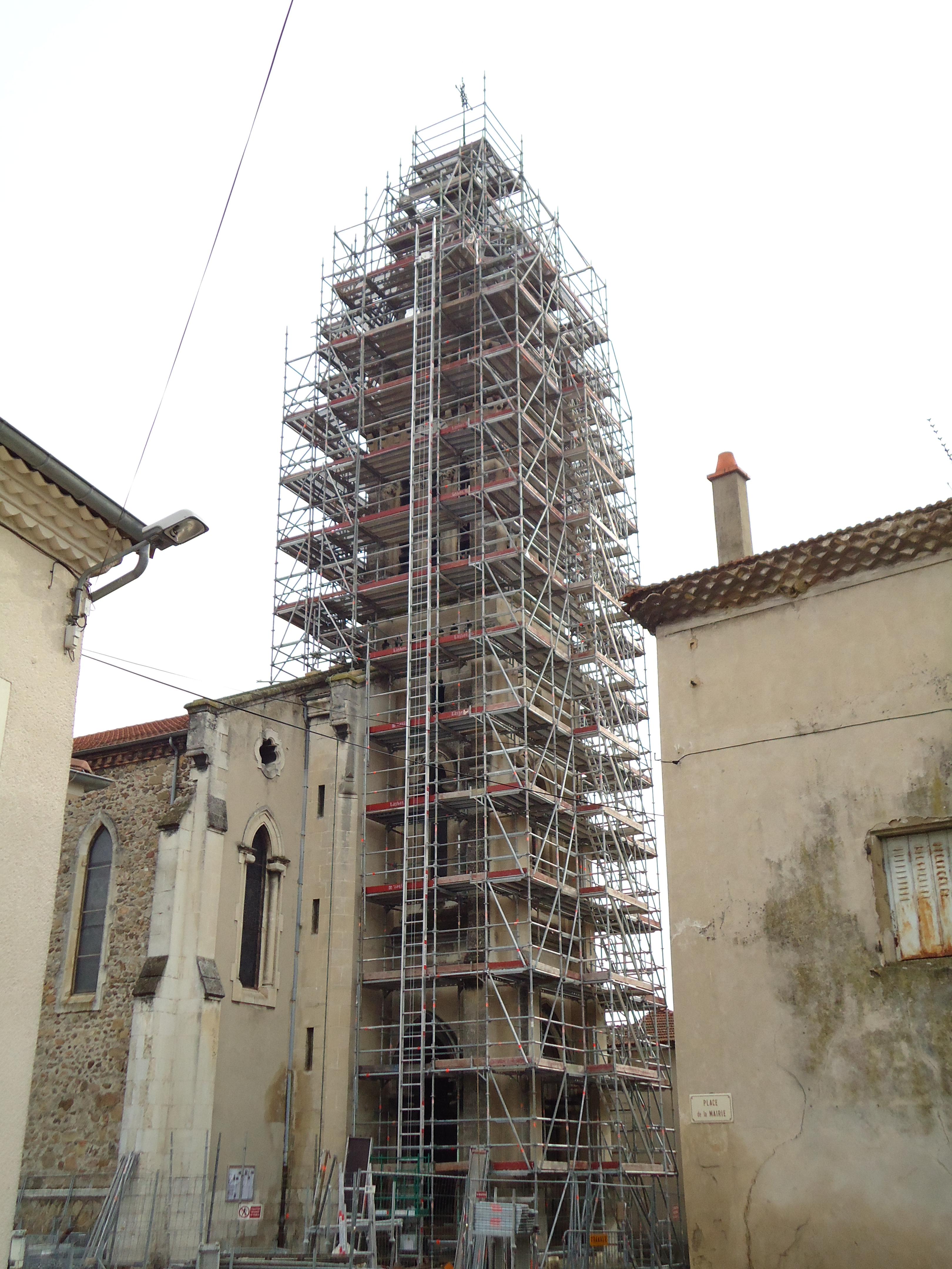 Eglise d'Erôme (26)