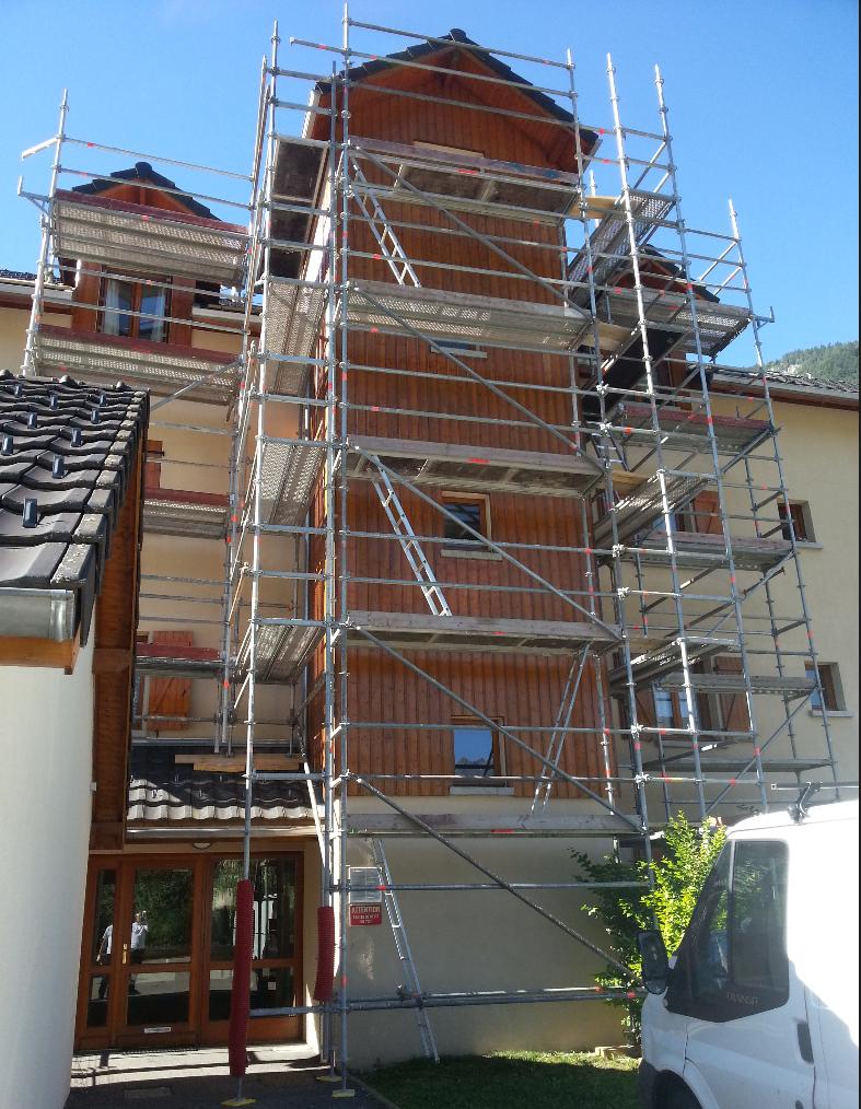 Résidence à Bourg d'Oisans (38)