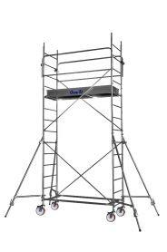 Échafaudage Duarib roulant acier AC200 - 4.90m
