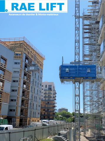 location lift DE CHANTIER GRENOBLE ISERE