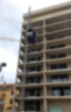 RAE LIFT - Montage lift de chantier