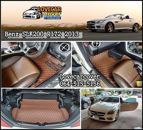 พรมรถยนต์ Benz SLK200 R172