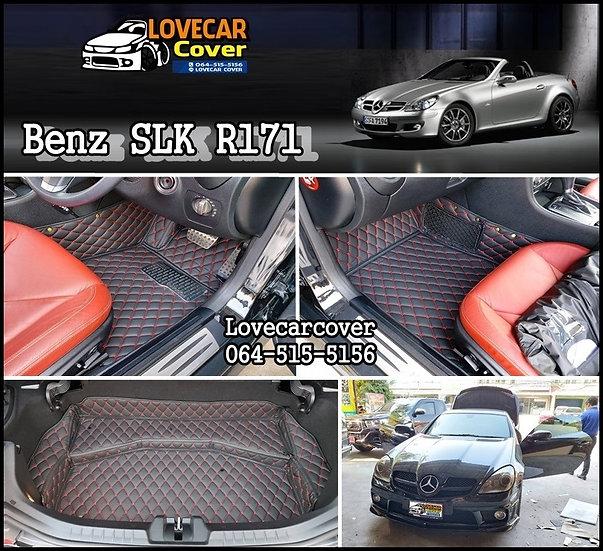 พรมปูรถยนต์ Benz SLK200 R171