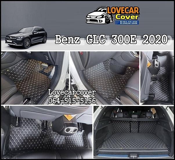 พรมปูรถยนต์ BENZ GLC300
