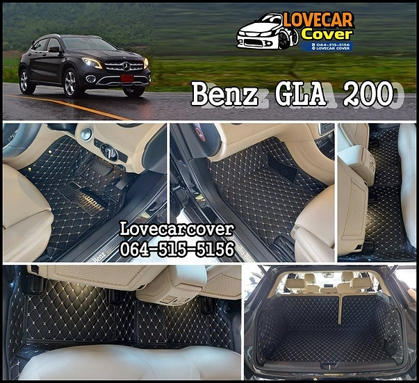 พรมรถยนต์ Benz GLA200