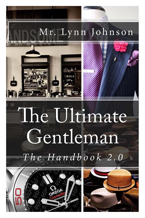 The Ultimate Gentleman: The Handbook 2.0