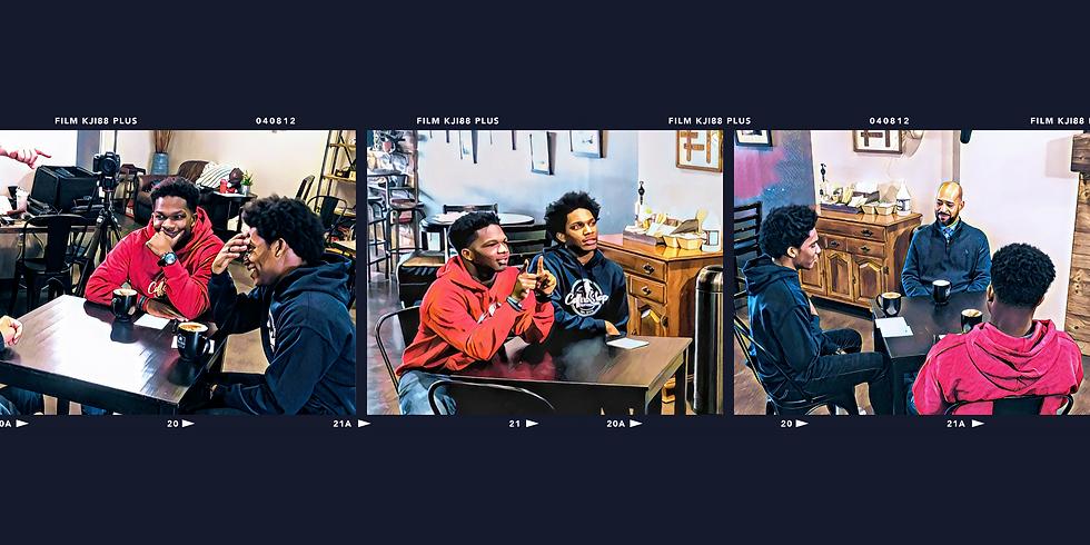 Coffee Shop Conversations Premiere Event
