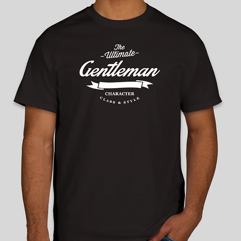 The Ultimate Gentleman Tees