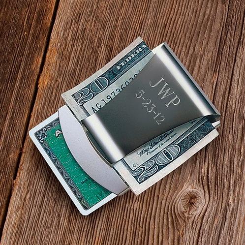 Smart Money Clip/Credit Card Holder