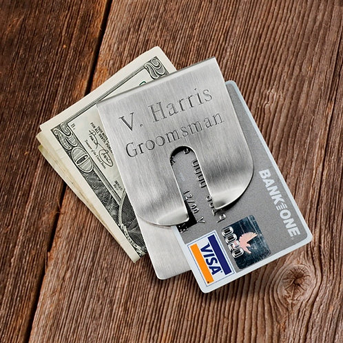 Harrison Clever Money Clip