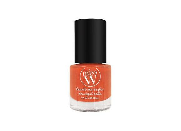 Vernis orange 14