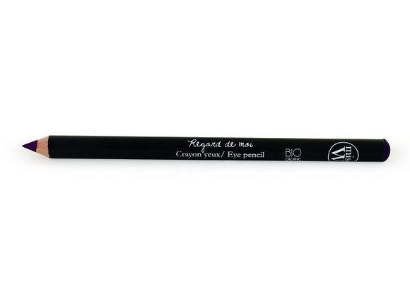 Crayon yeux aubergine 121