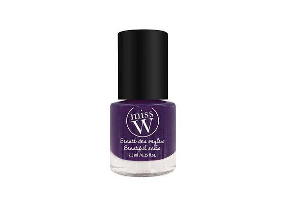 Vernis violet foncé 28