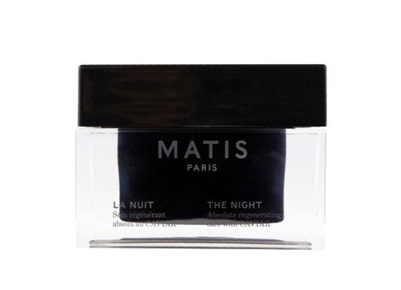 Crème de nuit Caviar ( soin de nuit régénérant)