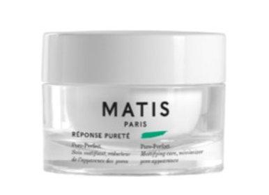 Pore perfect ( crème matifiante, peaux à imperfections)