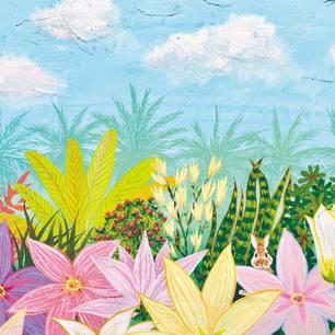 |企画展|Talk with flowers廣川じゅんの世界展