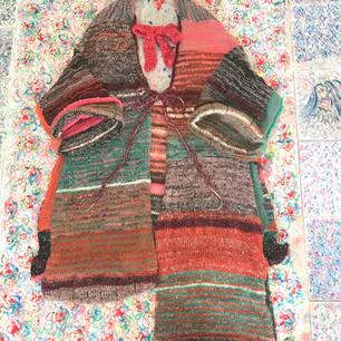竹下洋子の世界展 「描くこと 編むこと」