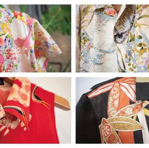 NISHIMURA EXHIBITION in JIKE 日本のアロハシャツ展 Japanese aloha shirt