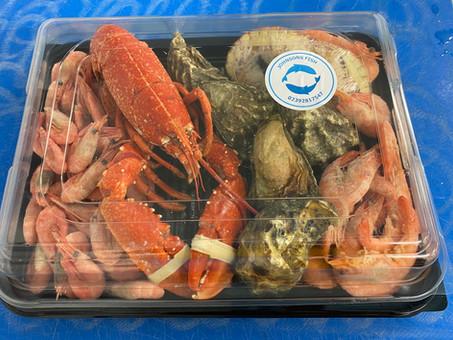 Seafood platters 👌