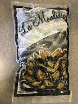 Frozen Vac-Pac Mussels