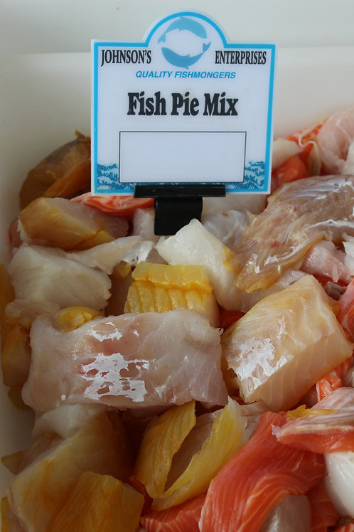 Frozen Fish Pie Mix 500g bag