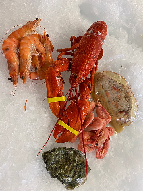 SEAFOOD BOX -SPECIAL