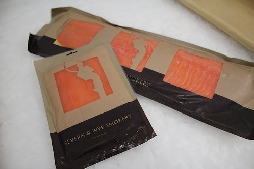 L Sliced Smoked Salmon