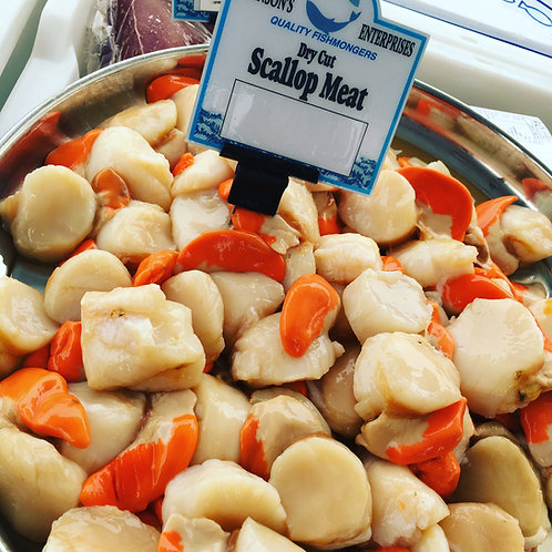 Dry Scallop Meat 500g