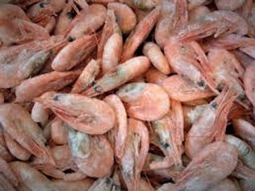 North Atlantic Shell on prawns 500g